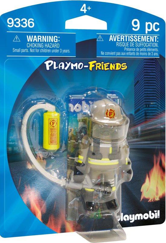 PLAYMOBIL Brandweerman - 9336