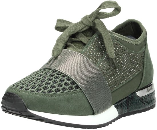 2c8d7d71f4e bol.com | Visions dames sneakers Groen
