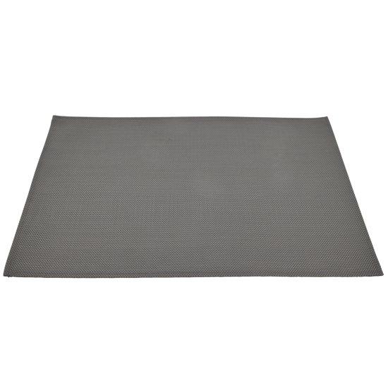 Placemat - 33 x 45 cm - Grijs
