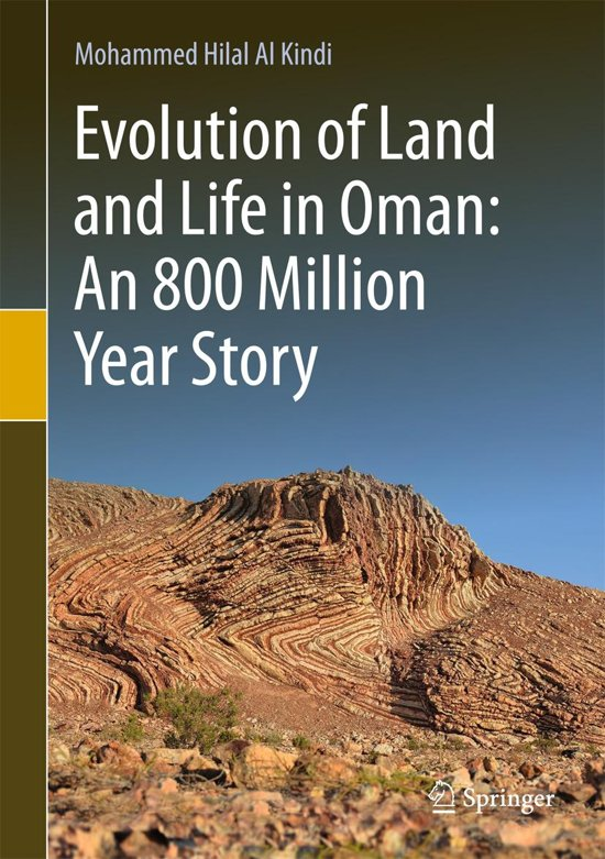Evolution of Land and Life in Oman: an 800 Million Year Story cover