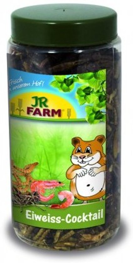 JR Farm - Proteïnecocktail  - 75g - Verpakt per 3 - Knaagdierensnack