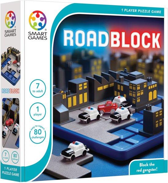 Afbeelding van het spel Smart Games RoadBlock - Denkspel