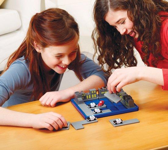 Thumbnail van een extra afbeelding van het spel Smart Games RoadBlock - Denkspel
