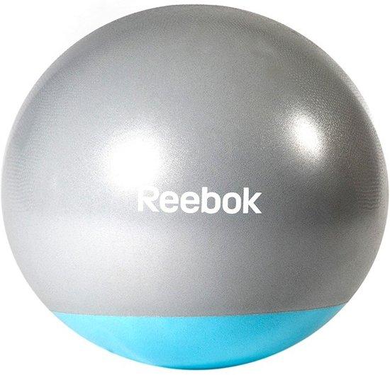 Gym bal Reebok 65cm 2-tone blauw dames
