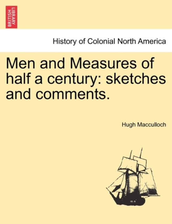 Men and Measures of Half a Century