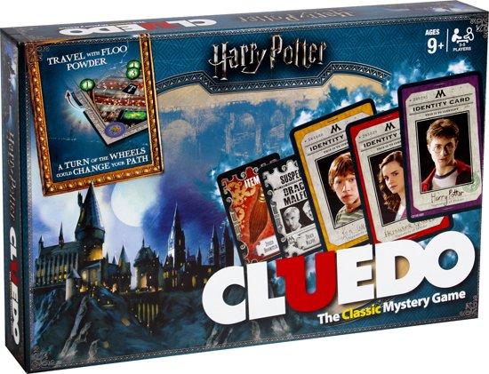 Afbeelding van het spel Cluedo Harry Potter New Edition