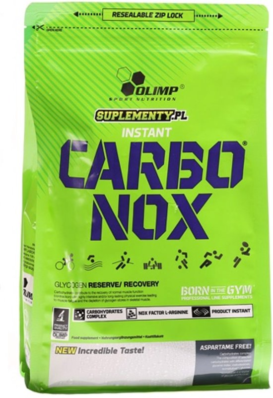 Carbo Nox 3500gr Orange