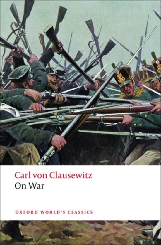 Boek cover On War van Carl von Clausewitz (Paperback)