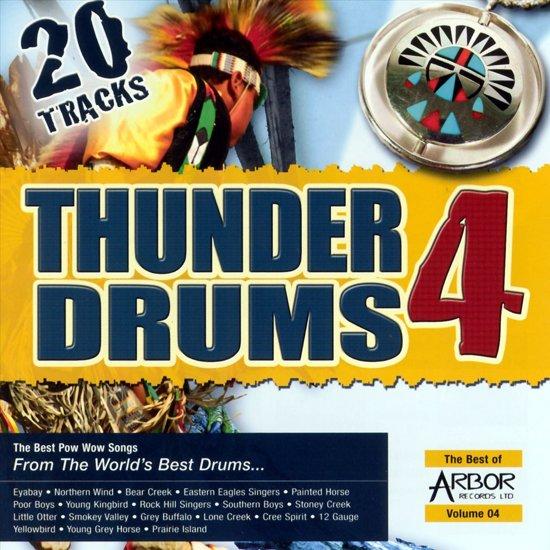 Thunder Drums, Vol. 4
