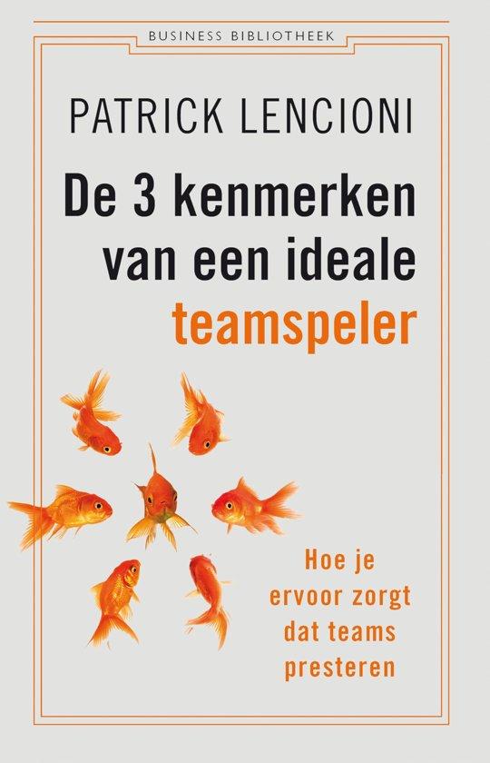 Business bibliotheek - De 3 kenmerken van een ideale teamspeler