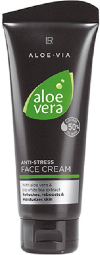 Aftershave anti stress, aloë vera antistress crème