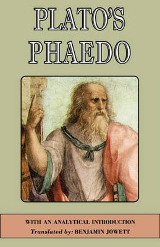 exegesis of phaedo by plato essay Plato: phaedo the phaedo is one of the most widely read dialogues written by the ancient greek philosopher plato it claims to recount the events and conversations that occurred on the day that plato's teacher, socrates (469-399 bce), was put to death by the state of athens.
