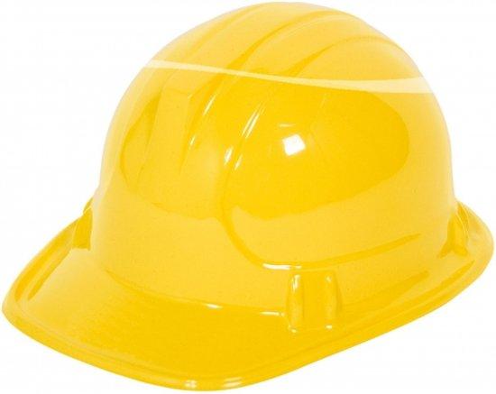 9ffb772f477 bol.com | Voordelige gele kinder bouwhelm, Merkloos | Speelgoed