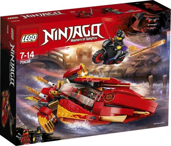 LEGO NINJAGO Katana V11 - 70638