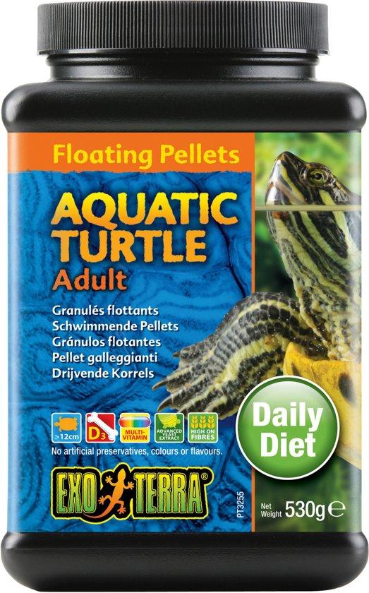 Drijvende Pellets Waterschildpad 530 gram