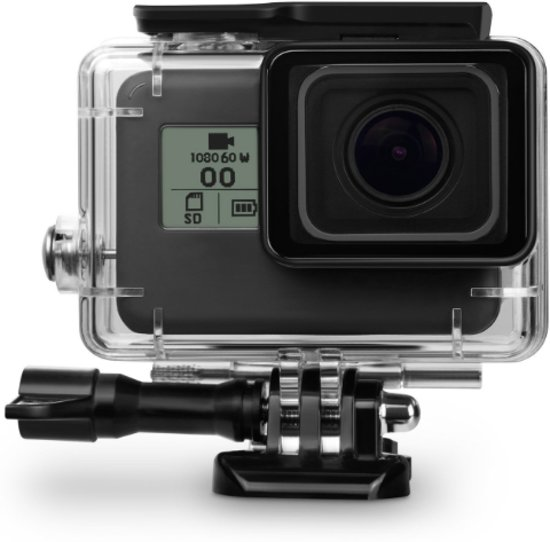 9571452e6364bc bol.com | Duik Behuizing voor GoPro Hero 7 White and Silver – Dive ...