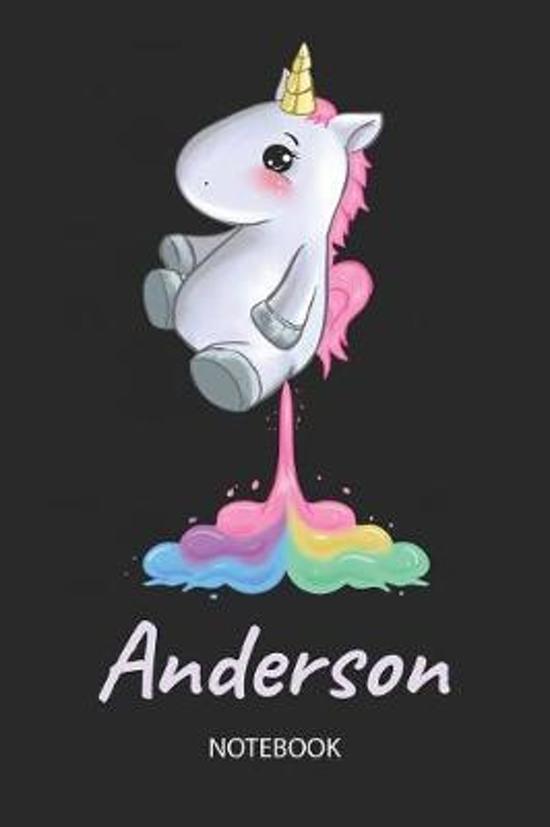 Anderson - Notebook