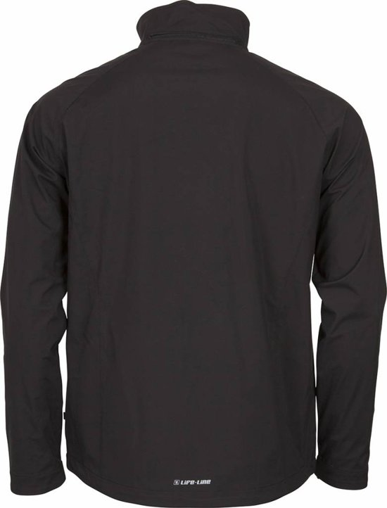 Maat Zwart line Heren Jacket Yanta Life Xxl Softshell Men's 8wSY8qd