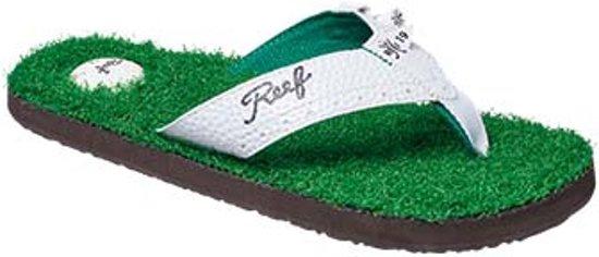 Reef RA2XMVGRN-6 - GREEN - Volwassenen - Slippers - Maat 37.5