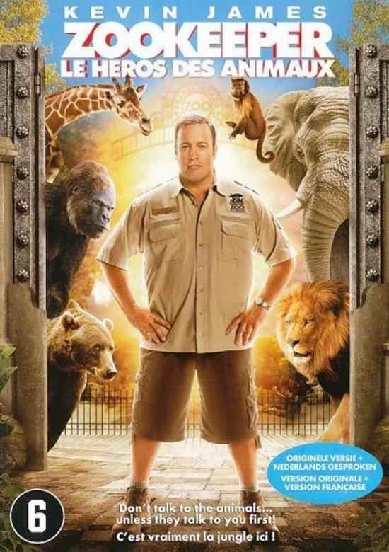 Cover van de film 'Zookeeper'