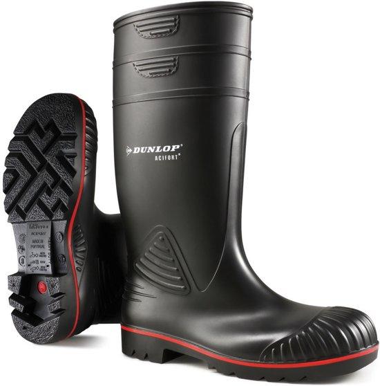 Dunlop Acifort Heavy Duty Full Safety veiligheidslaars S5 zwart (A442031) maat 48