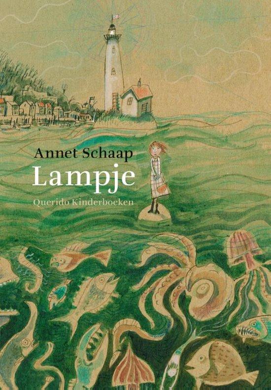 Boek cover Lampje van Annet Schaap (Hardcover)