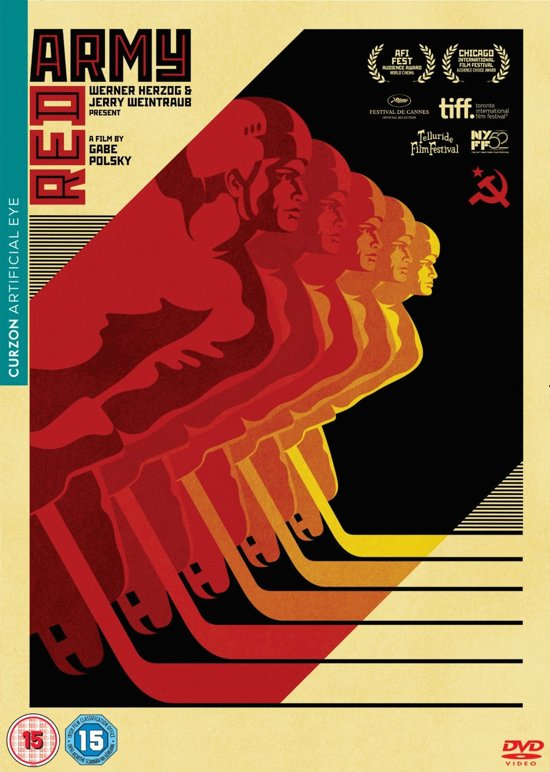 Red Army [DVD] (English subtitled)