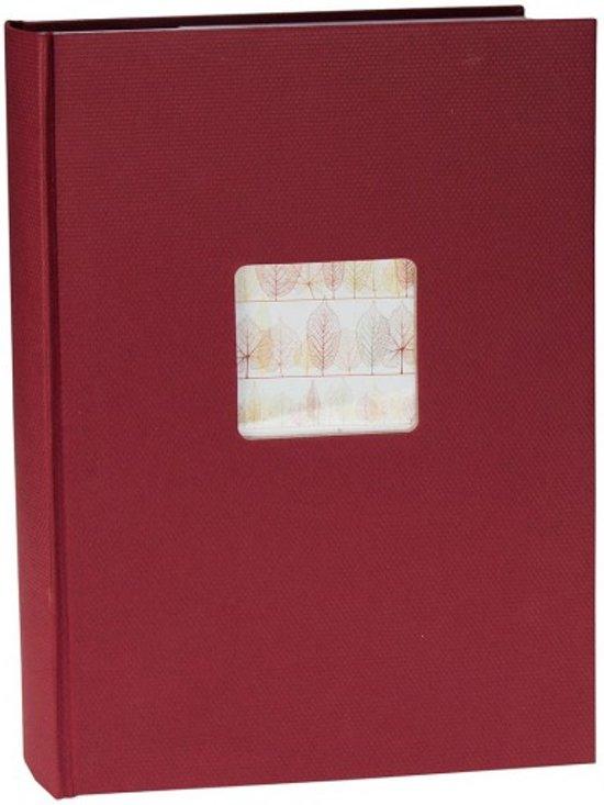 GOLDBUCH GOL-17370-BO insteekalbum LA VITA voor 300 foto's - Bordeaux