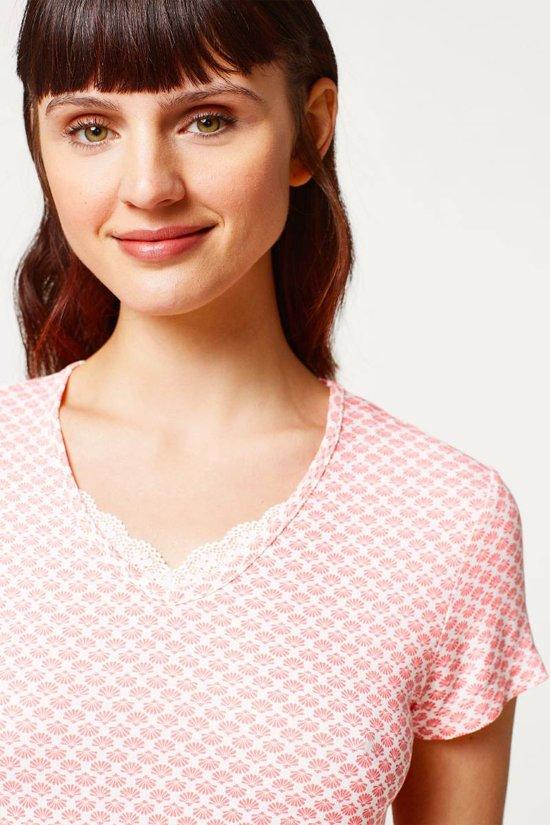 504a56441e8 bol.com | Nachthemd van Esprit koraal roze