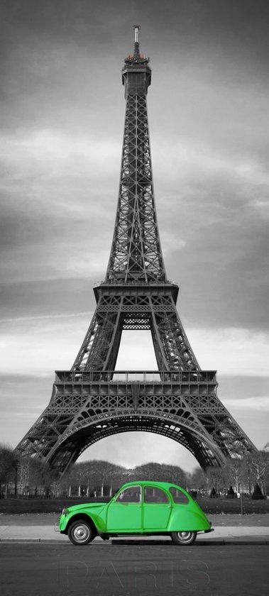 Fotobehang, Deurposter, Parijs, Cities, 90 x 200 cm. Art. 97516