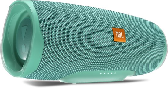 JBL Charge 4 - Draagbare Bluetooth Speaker - Turquoise