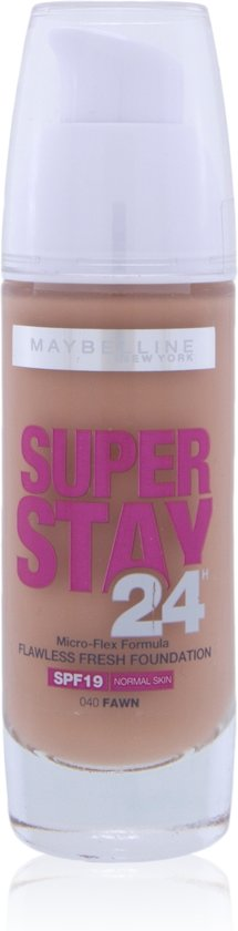 Maybelline Superstay 24H - 040 Fawn - Foundation