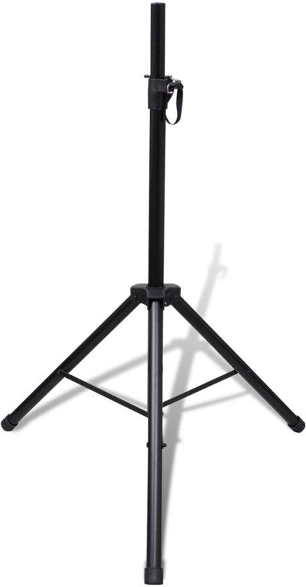 vidaXL Speakerstandaard (2 stuks)