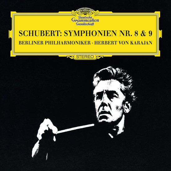 Symphonies Nos.8 Unfinished & 9 The Great