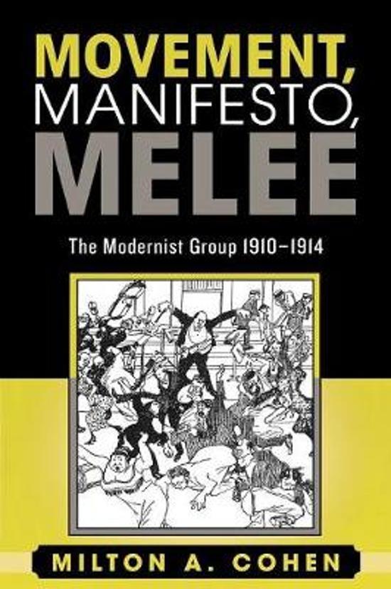 movement manifesto melee cohen milton a