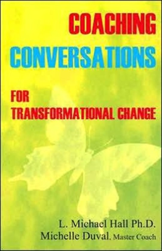 Boek cover Coaching Conversations van Michael Hall (Paperback)