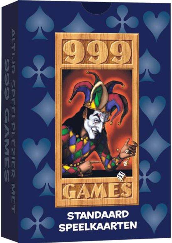 Afbeelding van het spel Standaard Kaartspel Blauw