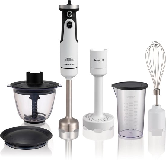 Morphy Richards Total Control Set - 402052EE - Staafmixer