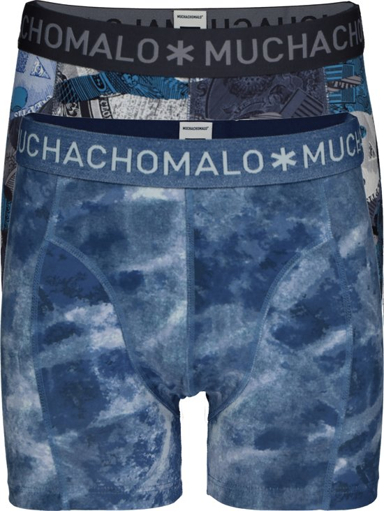 Muchachomalo boxershorts - 2-pack - Hustler -  Maat M