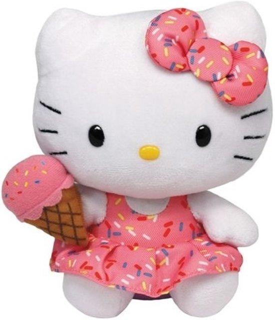 Hello Kitty Plush Toys : Bol ty hello kitty ijsje cm