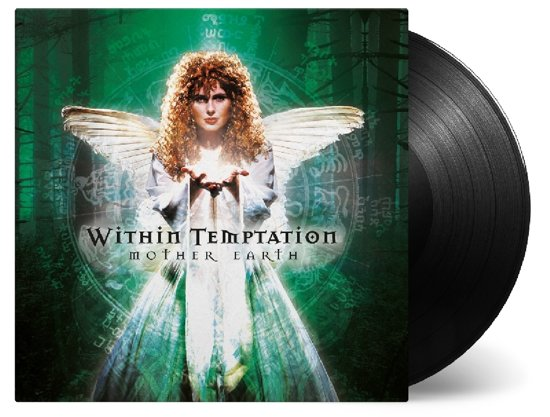 CD cover van Mother Earth (Coloured Vinyl) van Within Temptation