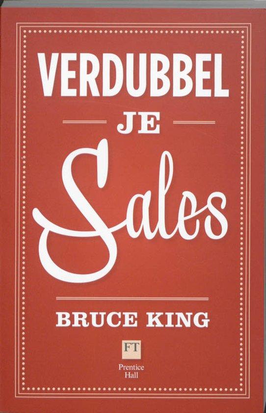 Afbeeldingsresultaat voor verdubbel je sales bruce king