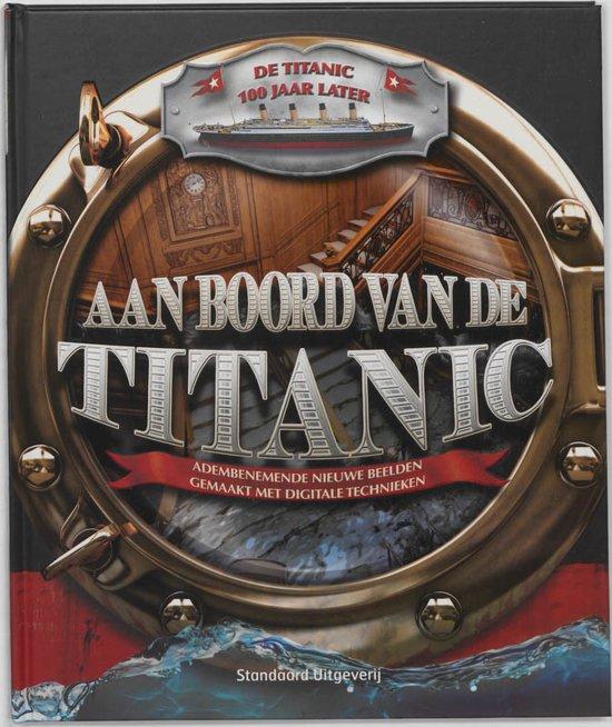 Aan boord van de titanic