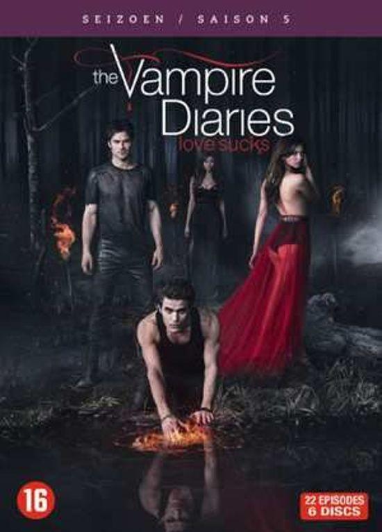 the vampire diaries seizoenen