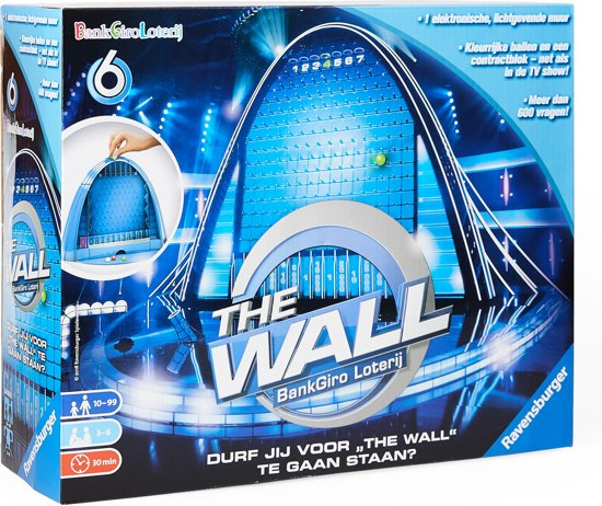 Ravensburger The Wall - Bordspel