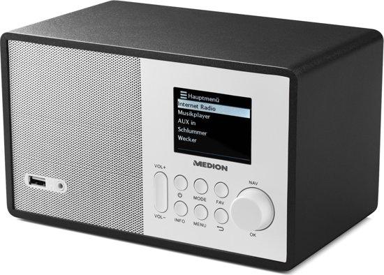 MEDION® LIFE E85040 WiFi Internet Radio (wit)