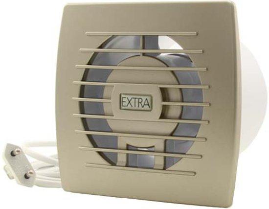 Itho Ventilator Badkamer : Bol badkamer ventilator diameter mm goud met trekkoord