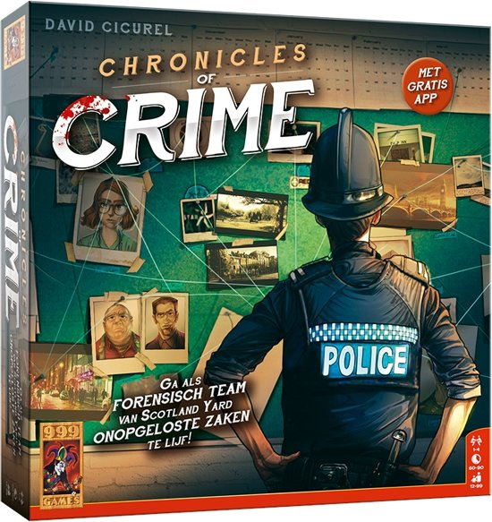 Chronicles of Crime Breinbreker
