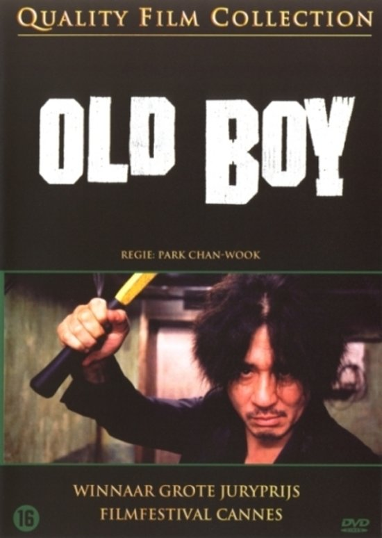 Cover van de film 'Old Boy'