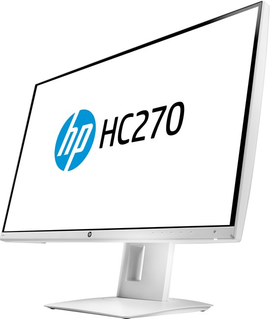 HP HC270 Healthcare Edition LED display 68,6 cm (27'') Wide Quad HD Flat Wit